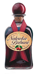 Nalewka Babuni Cherry 750ml
